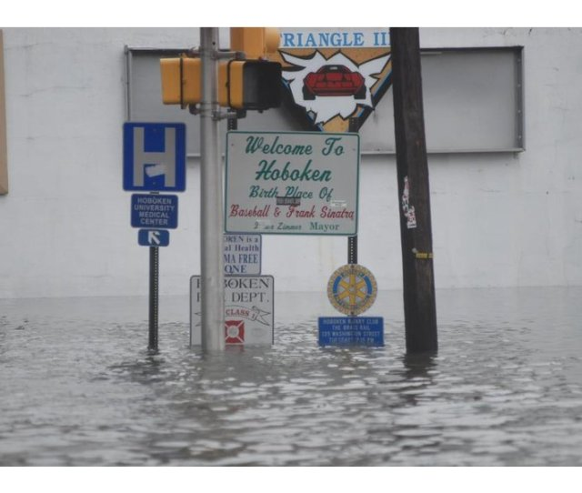 Hoboken Remembers Superstorm Sandy Two Years After The Storm