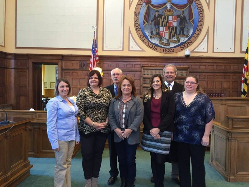 CASA of Allegany County Swears In New Volunteers  Bel Air MD Patch