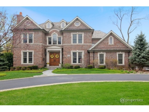 Wow! House Old World Elegance With Modern Amenities in