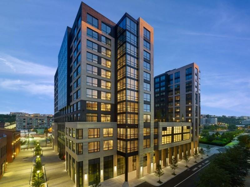 Green Apartment Building In Hoboken Celebrates Grand