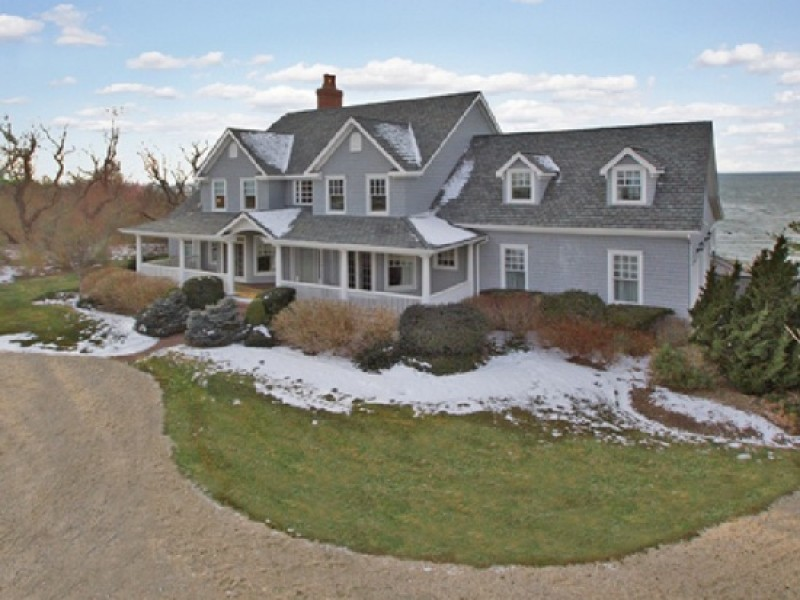 Wow House 7 Bedroom 55 Bath Cutchogue Home Overlooking Sound With Infiniti Pool  North Fork