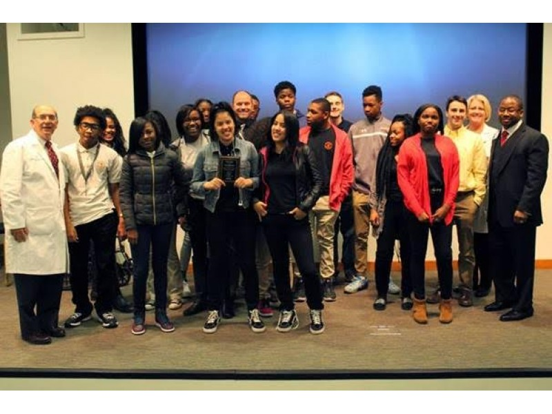 Health Career Academy In Lower Merion Inspires Students