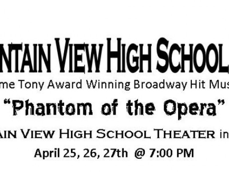 Mountain View High School Theater to Perform Broadway Hit