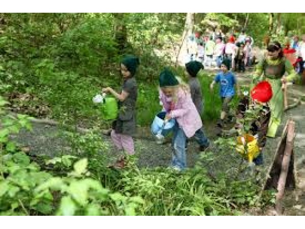 Fun For Toddlers At The Garden Of Ideas Ridgefield CT Patch