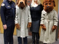 Leesburg Police Welcome New McGruff - Leesburg, VA Patch