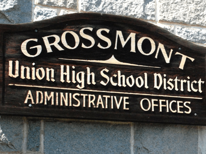 Grossmont Union High School District Monthly Board Meeting