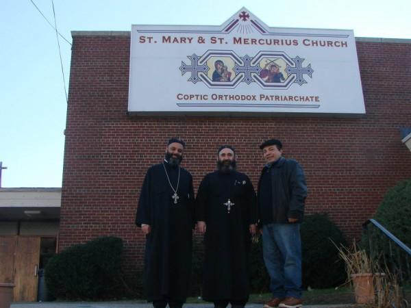 A Decade of St Mary  St Mercurius Coptic Orthodox
