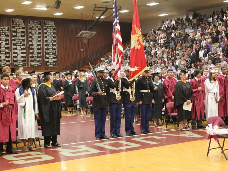 Photos Mount Vernon High School Class of 2011 Graduation  Mount Vernon VA Patch