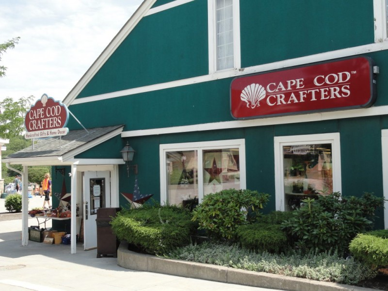 Discover Treasures At Cape Cod Crafters  Shrewsbury, Ma Patch
