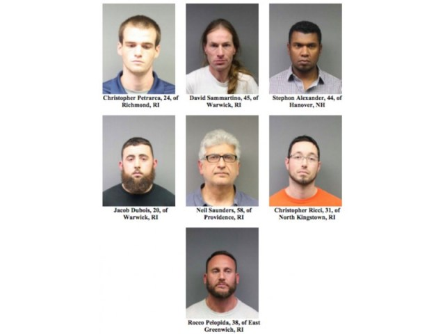 Dartmouth Professor Arrested In Ri Backpage Sex Sting Concord Nh Patch