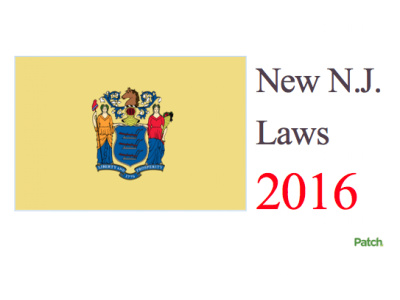 New Jersey Car Seat Laws