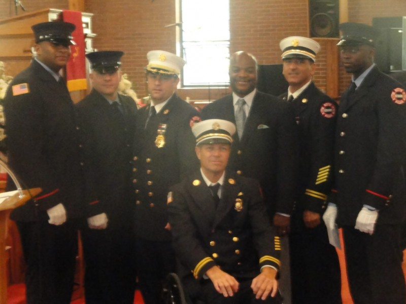 Newarks Newest Firefighters no Strangers to Sacrifice