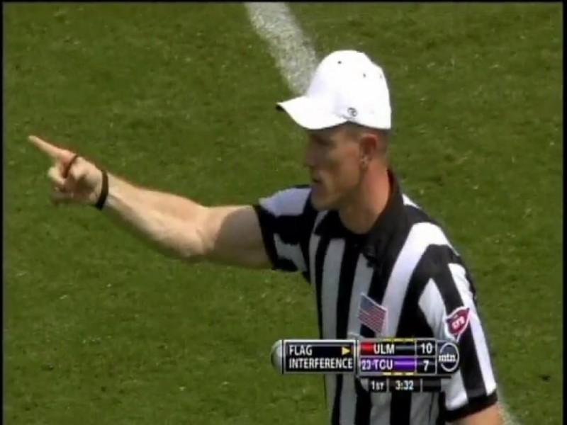 Referee from Cumming Prepares for Hawaii Bowl  Cumming
