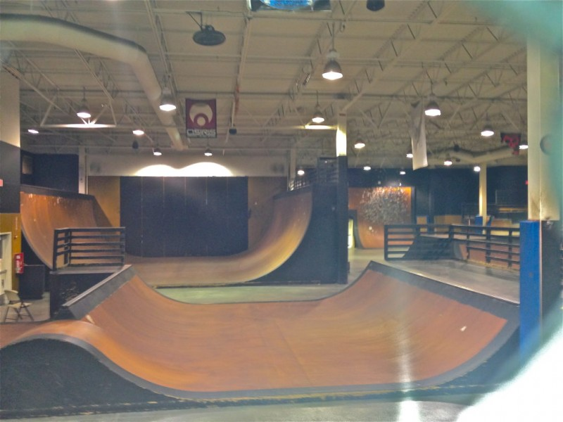 Black Diamond Skatepark Opens At Discover Mills  Duluth