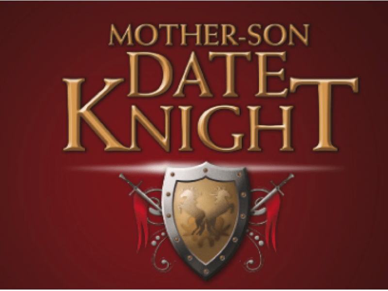 MotherSon Date Knight at  ChickfilA  Westborough