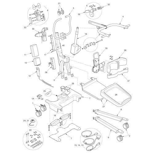Hoyer Elevate Parts