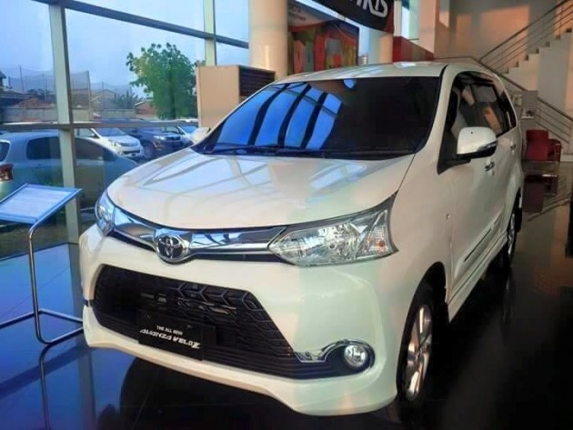 grand new avanza 1.3 e std pilihan warna 2018 review and sales toyota october 2015 1 3 m t 178 100 000
