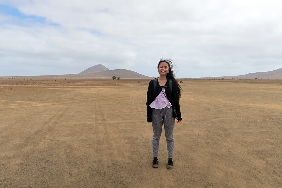 2019 - The Year of Explaw-ration. This is me in Cape Verde; fun fact: Jumanji was filmed here.