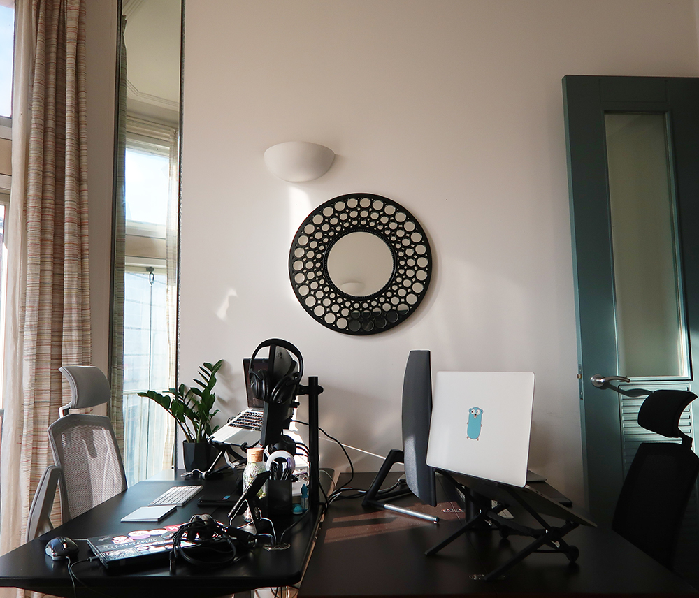Our home office