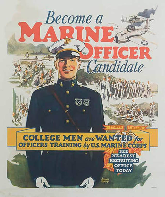 Lebron James Animated Wallpaper 30 Incredible Vintage U S Marines Recruiting Posters
