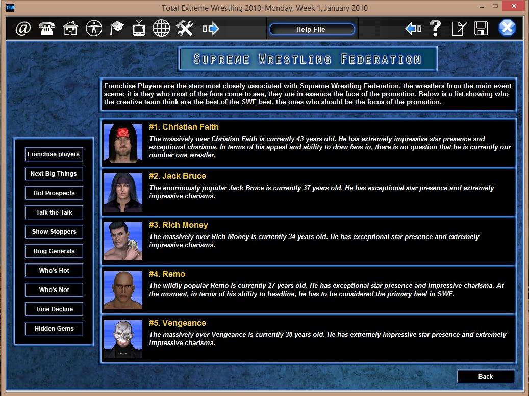Total Extreme Wrestling 2010 — Download