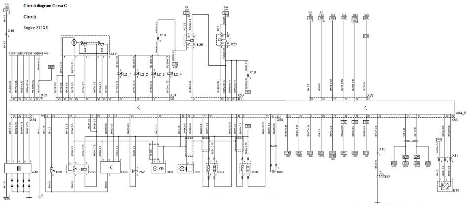 Superb Vauxhall Ac Wiring Diagrams Basic Electronics Wiring Diagram Wiring Database Wedabyuccorg