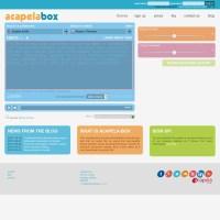 √ Acapela Box For Text | Acapela