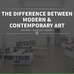 Difference Between Modern And Contemporary Homes