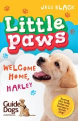 Little Paws 1: Welcome Home, Harley
