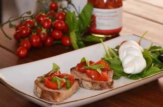 Obica mozzarella e pomodoro