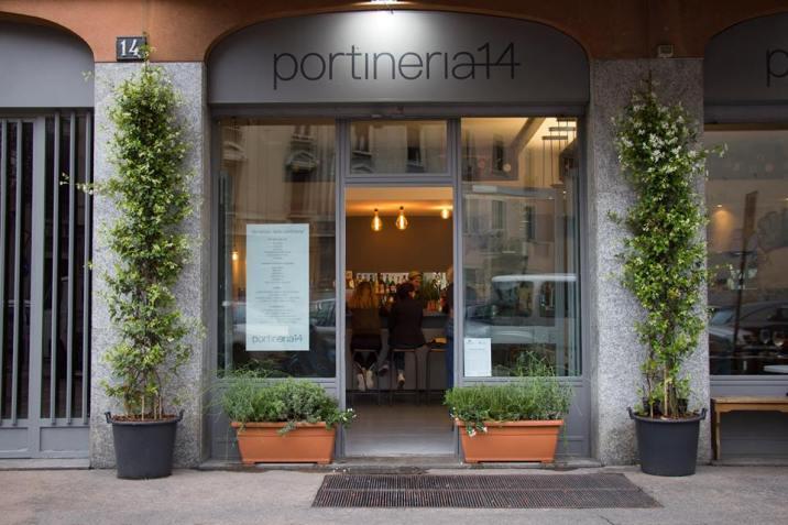 Portineria 14 Milano