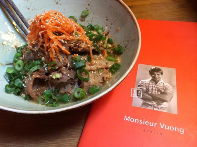 Monsieur Vong - piatti vietnamita ristorante di Berlino