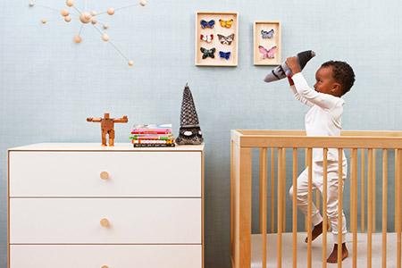 Tanti i brand di design, italiani e stranieri, proposti da DESK Design for Kids: prodotti versatili e multifunzione che seguono la crescita dei bambini.
