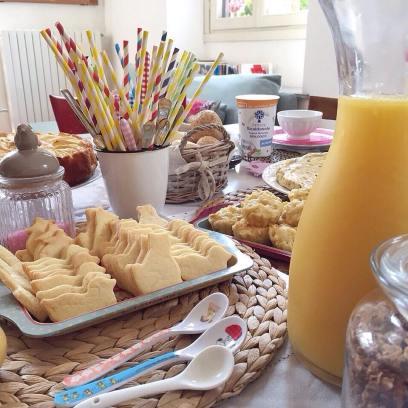 Pepite a colazione