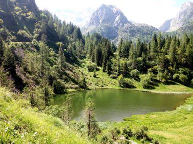 Lago del Prato (1650m))