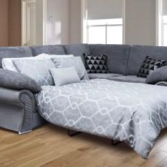 All Leather Sofa Bed Colorado Valencia Corner Perfecthome