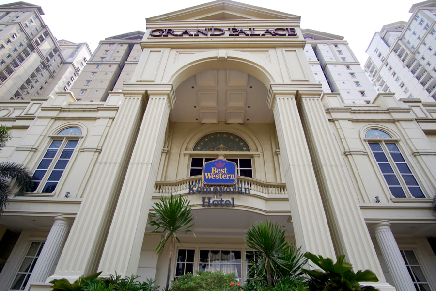 Review Hotel Best Western Kemayoran Jakarta Pergidulu Com