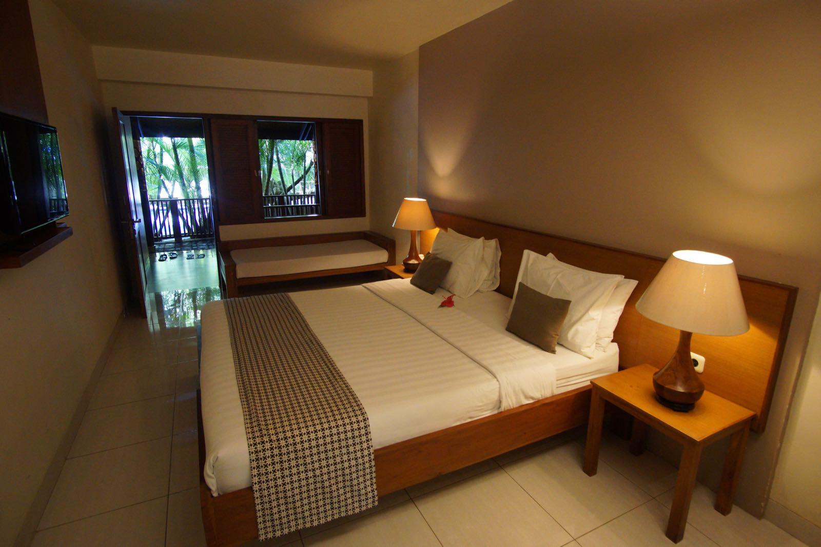 Review Nyiur Indah Beach Hotel Pangandaran  PergiDulucom