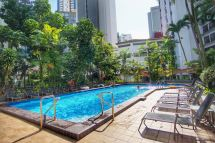 York Hotel Orchard Singapore Lokasinya Sangat Strategis