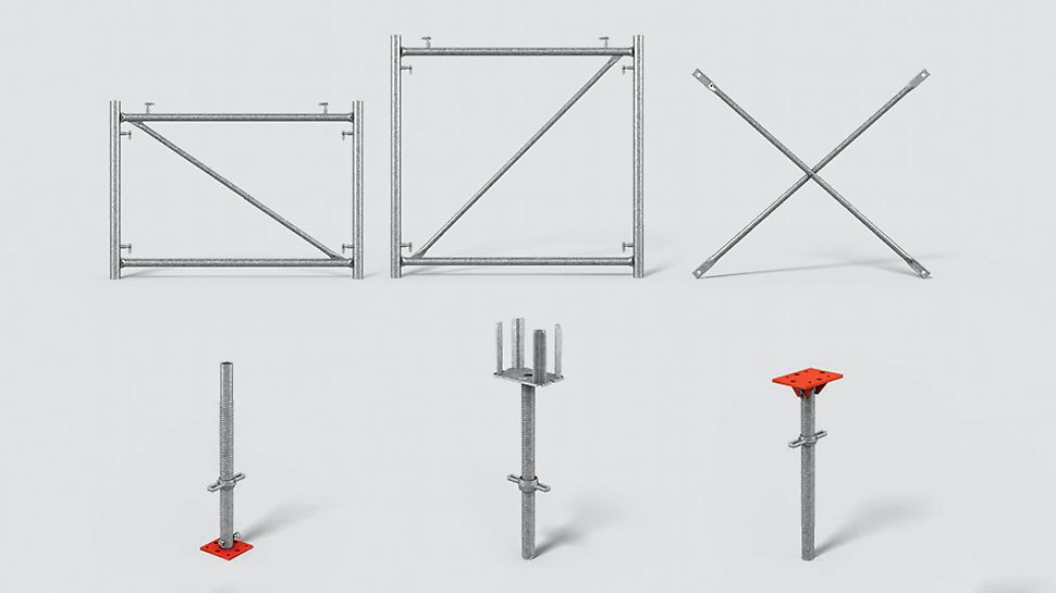 PD 8 Shoring System