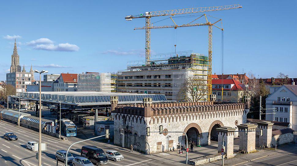 Wohn und Geschftshaus Ypsilon Ulm