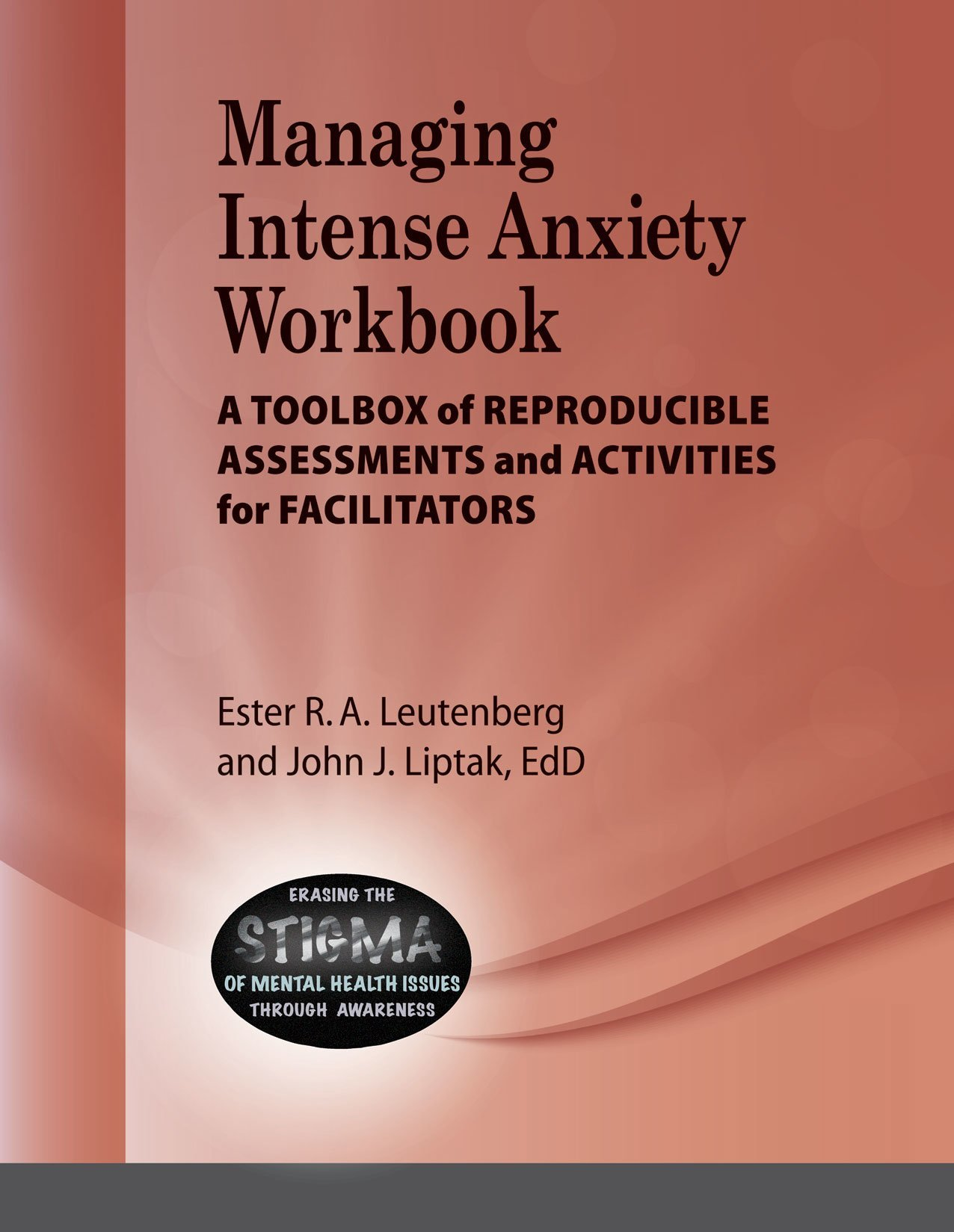 Managing Intense Anxiety Workbook