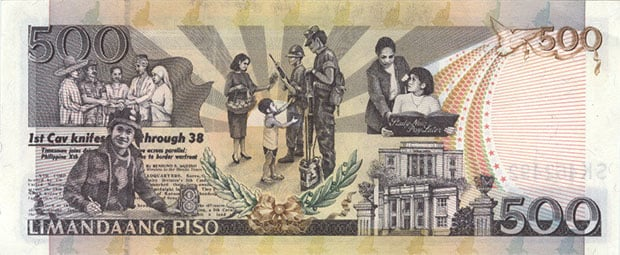 Did You Know: The 500 Peso Note in the Philippines Features a Rolleiflex TLR 500peso1