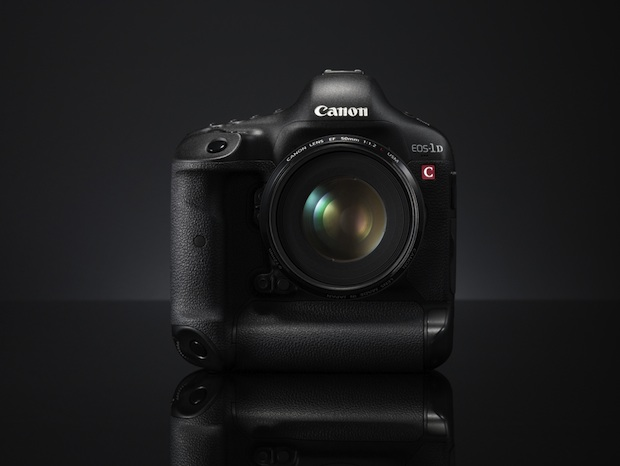Canon 1D C Firmware Update is Service Center Only, Has Photogs Wondering canon1dc