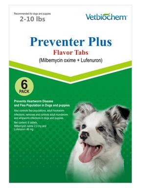 Generic Sentinel Flavor Tabs (Milbemycin oxime & Lufenuron ...