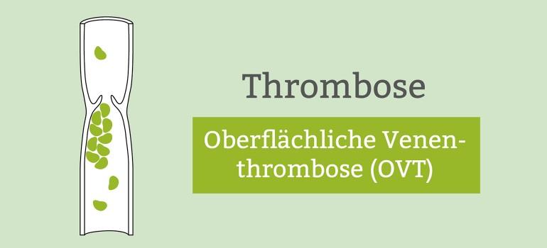 ovt thrombophlebitis armthrombose