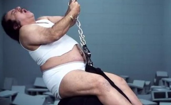 Ron Jeremy Remakes Miley Cyrus Wrecking Ball Video