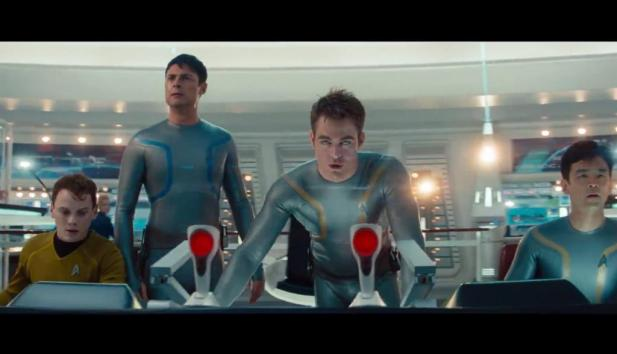 Cool suits in star trek into darkness