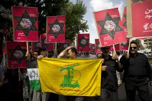al-Quds Day rally in Tehran