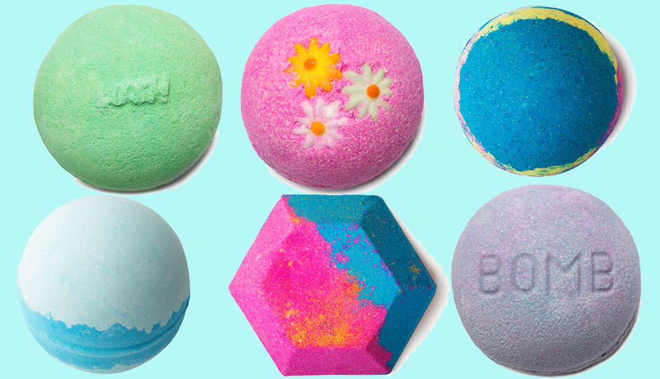 Image result for lush bath bomb